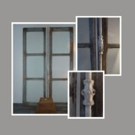 Oude Franse ramen